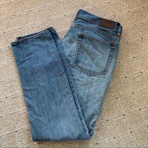 J Crew The Sutton Jeans